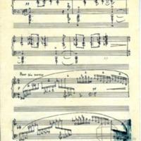 Вокально–хореографическая оратория [50 лет] : для хора, солиста, балета и большого симфонического оркестра