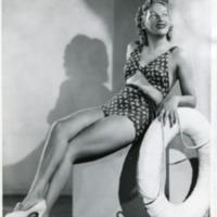 """Фотография модели в пляжном костюме """"Miamar 38"""" от Эрес"""