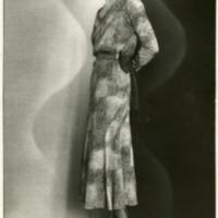 Женский костюм 30-х годов XX века