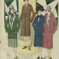 Женская и детская мода 1927 № 4 WM.pdf
